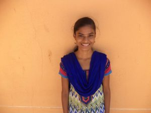 Bhuvana wants to teach English in the future and selected a 3 year Bachelor degree of English at Idhaya college in Pondicherry.