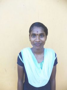 Kumari is very bright and has a very positive attitude. She would love to be a teacher one day. She applied for a Bachelor of Arts degree in English now.
