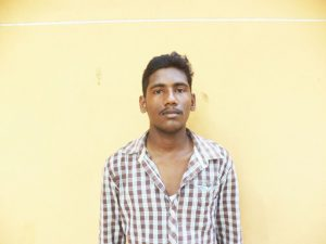 Pazhanisamy studies Bachelor of Science in Nursing in his second year at a college about an hour away from home. His results in high school were good.